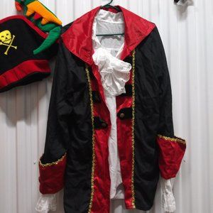 PIRATES OF THE CARIBBEAN  CUSTOM HALLOWEEN COSPLAY